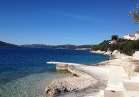 1 Bedrooms, Apartment, Beachfront vacation rental, Kralja Zvonimira, 1 Bathrooms, Listing ID 1047, Okrug Donji, Island of Ciovo, Trogir, Split, Dalmatia, Croatia,