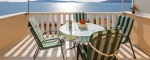 Balcony with sea view, Anny apartments, Okrug Donji, Ciovo, Trogir, Split