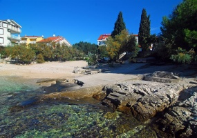 1 Bedrooms, Apartment, Beachfront vacation rental, Rtic, 1 Bathrooms, Listing ID 1053, Zecevo Rogoznicko, Croatia,